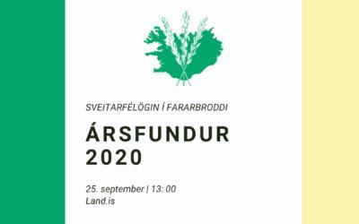 Ársfundur Landgræðslunnar 2020