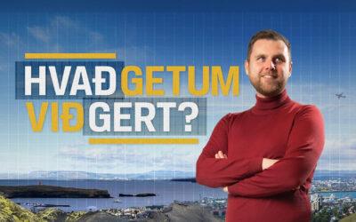 GróLind og landnotkun til umfjöllunar á RÚV