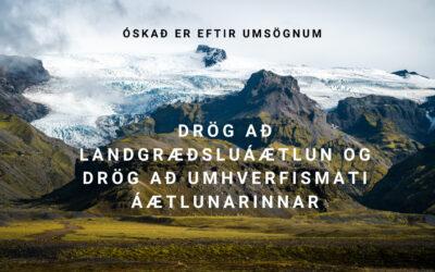 Óskað er eftir umsögnum um drög að Landgræðsluáætlun 2021-2031 og um drög að umhverfismati áætlunarinnar